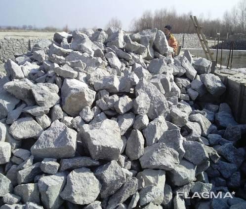 Бутовый камень цена, фото, где купить Киев, Flagma.ua #4312847