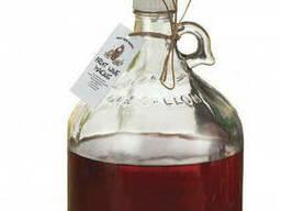 Бутыль для вина с гидрозатвором 3.85л