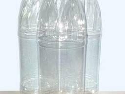 Бутылка ПЭТ 1.5 литров для любых жидкостей