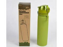 Бутылка силикон 700 мл оливковый Tramp TRC-094-olive