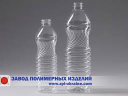 Пэт бутылка под масло