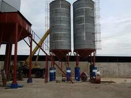 БВ-40 (зерноохолоджувачі) -Норії