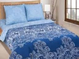 Бязевое двухспальное постельное белье