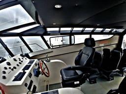 Crew boat, скоростное судно доставки экипажа