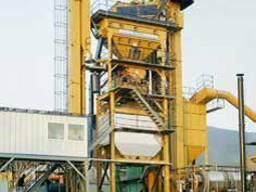 Быстромонтируемый асфальтный завод E-MAK Express 120 т/ч