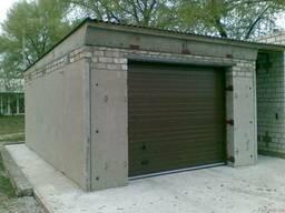 Быстромонтируемые гаражи цена Киев производитель Украина опт