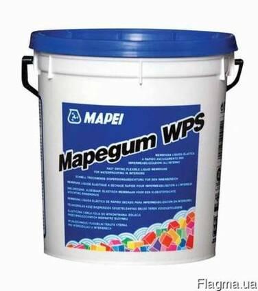 """Быстросохнущая гидроизоляция внутри помещений """"Mapegum"""""""