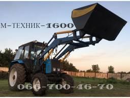 Быстросъёмный погрузчик на трактора МТЗ, ЮМЗ, Т-40 и др. ..