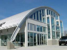 Быстровозводимые модульные здания и конструкции БМЗ