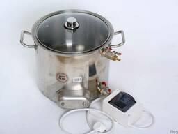 Бытовая сыроварня-пастеризатор Премиум на 12 литров молока