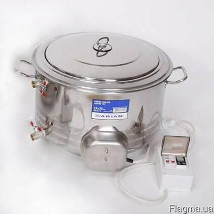 Бытовая сыроварня-пастеризатор Премиум на 30 литров молока