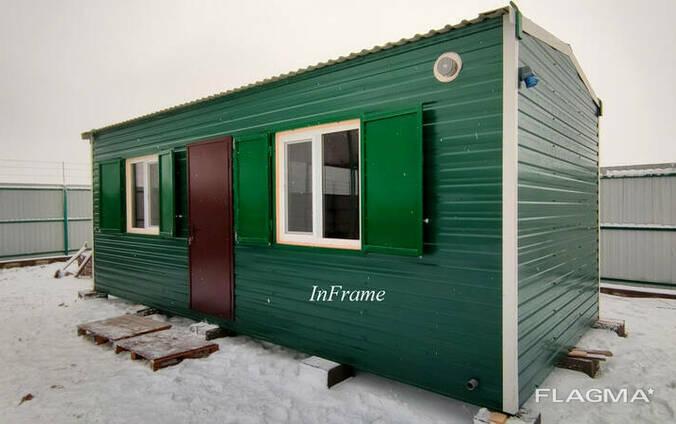 Бытовка / Дачный домик / Мини дом / Производство модульных домов