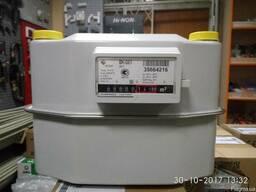 Бытовой газовый счетчик Elster BK-G6T