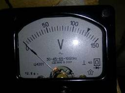 Ц4201 вольтметр