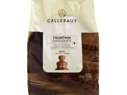 Callebaut шоколад для фонтанов