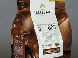 Callebaut Темный шоколад.