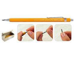 Цанговий олівець на грифель 2 мм