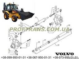 Цапфа VOLVO BL70 поворотный кулак VOLVO BL70 рулевая тяга