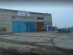 Cargovis - грузовой автосервис в г. Хмельницкий