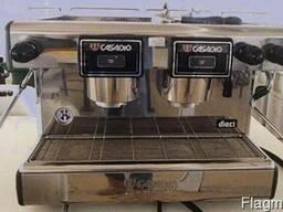 Casadio dieci s2. Двухпостовая кофемашина бу.