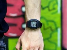 Casio W-800H-1AVEF оригинальные часы