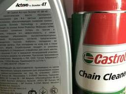 Castrol act evo scooter 4t 5w40 - фото 2