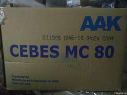 CEBES MC 80 лауриновый заменитель какао-масла, AAK Швеция - фото 1