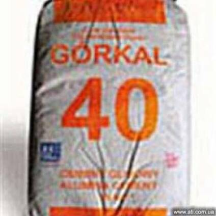 Цемент Gorkal 40.