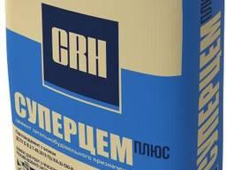 Продам цемент М 500 / М 400, торговой марки CRH