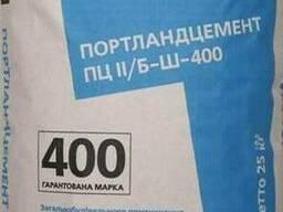 Цемент м-400, Ольшанского завода
