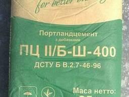 Цемент М-400 в мешках по 25 кг