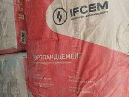 Цемент М-500 без добавок шлака
