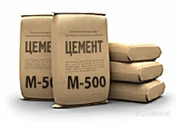 Цемент марки М500 (Д0)