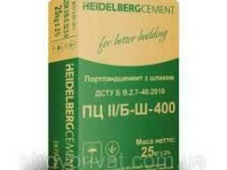 Цемент М400, М500 25 кг. Кривой Рог Портленд Хайдельберг