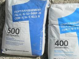 Цемент м400 ольшанского завода