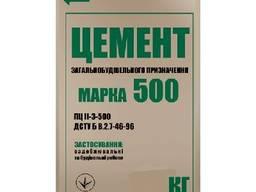 Цемент М400 и М500