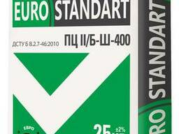 Цемент ПЦ 400 ТМ Евростандарт