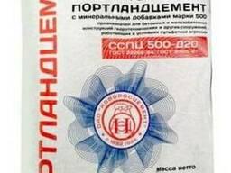 Цемент ПЦ 500 50кг Новороссийский