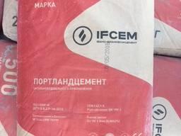 Цемент ПЦ I-500 50 кг (Ивано-Франковск)