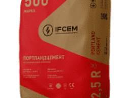 Цемент ПЦ I-500 50 кг (Ивано-Франковск) (30 шт/пал),