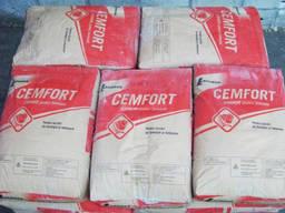 Цемент ПЦ І 500Р-Н (СЕМ І 42.5R) CEMFORT EXTRA-550 Молдавия 25кг