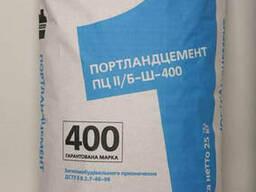 Цемент пц в-400(Ольшанский) 25 кг