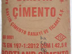 Цемент серый Portland Cement CEM I 42,5 R (М500 Д0). ..