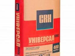 "Цемент ""Универсал плюс"" ПЦII/Б-Ш-400 25 кг (56м/пал),"