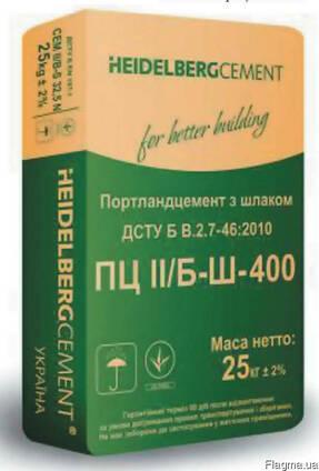 Цемент заводской, сертифицированный. Цемент ПЦ II/А-Ш-(анал