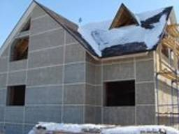 Цементно-стружечная плита 3,2x1,2x10мм для каркасных констр. - фото 2