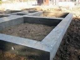 Цементно-стружечная плита 3200х1200х24-20-16 мм для фундамен