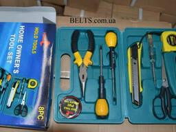 Набор инструментов для дома и гаража Tool Set 8 (Главная вла