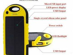 Цена. Мобильная зарядка POWER BANK Solar 10000S (зарядное