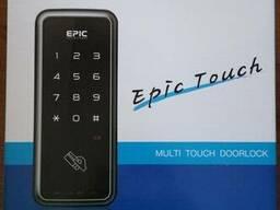 Cенсорный, кодовый дверной замок EPIC TOUCH-M